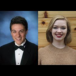 Emerging Artist Classical Music Series: Andrew Hoben & Libby Sokolowski